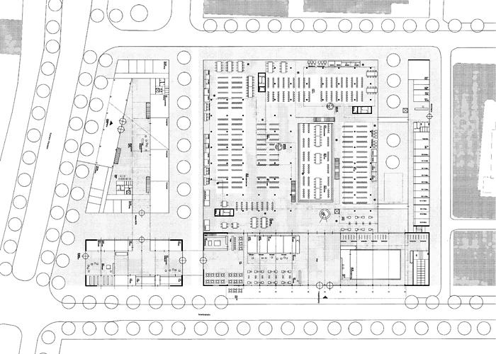 Neubau und Sanierung Informations- und Kommunikationszentrum Berlin-Adlershof