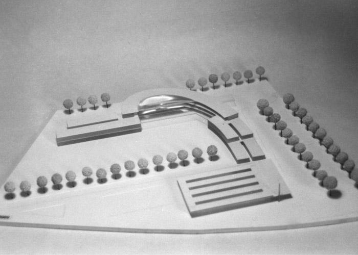Neubau Gymnasium mit Dreifachsporthalle in Neuenburg