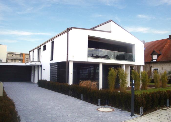 neubau einfamilienhaus s birgit dellinger architektin. Black Bedroom Furniture Sets. Home Design Ideas