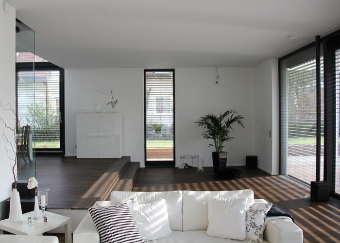 Neubau Einfamilienhaus S
