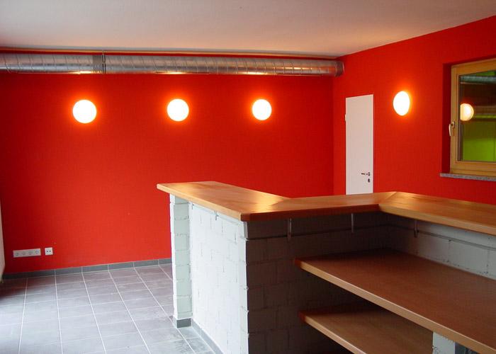 Neubau & Sanierung Jugendhaus in Seefeld