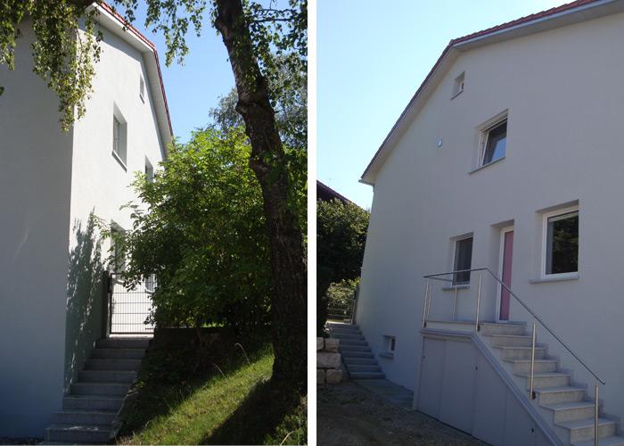 Sanierung Mehrfamilienhaus A