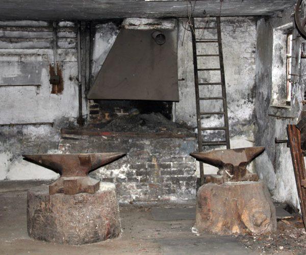 Sanierung Schmiede in Andechs