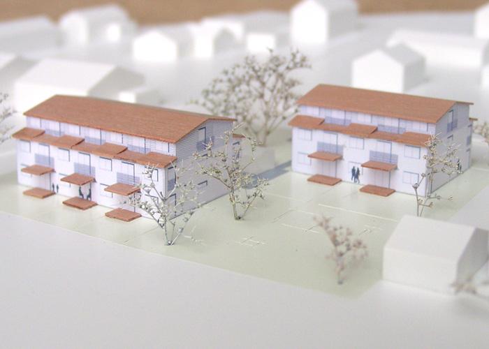 Neubau Sozialer Wohnungsbau in Seefeld