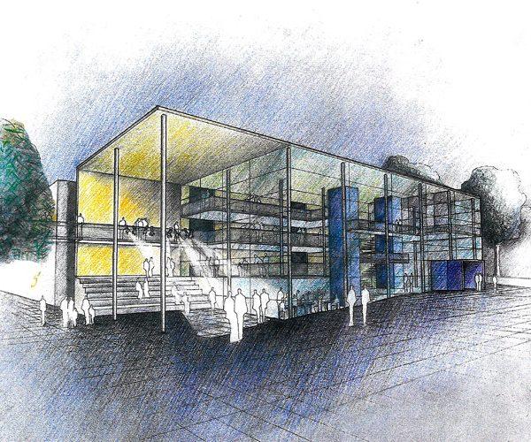 Neubau und Sanierung E.T.A.-Hoffmann-Theater Bamberg