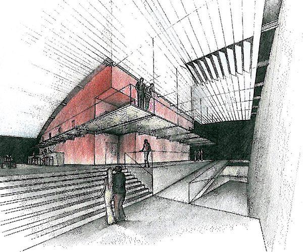 Neubau Musik und Musiktheater Graz