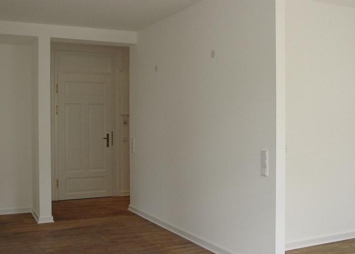 Sanierung Wohnung O1+O2